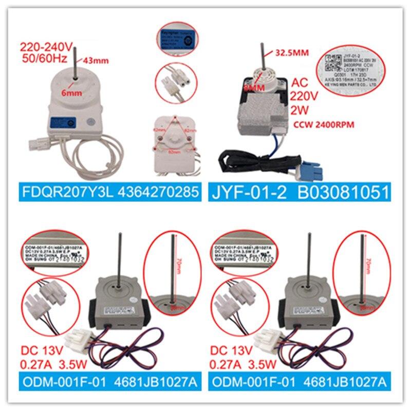 FDQR207Y3L 4364270285/JYF-01-2 B03081051/ODM-001F-01 4681JB1027A