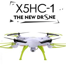 SYMA X5HC X5HC 1 2 0MP HD Camera RC Quadcopter with 360 Eversion Headless Mode High