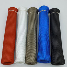 car Heat Insulation Cotton automotive sparkly boots heated spark plug wire sleeve free shipping