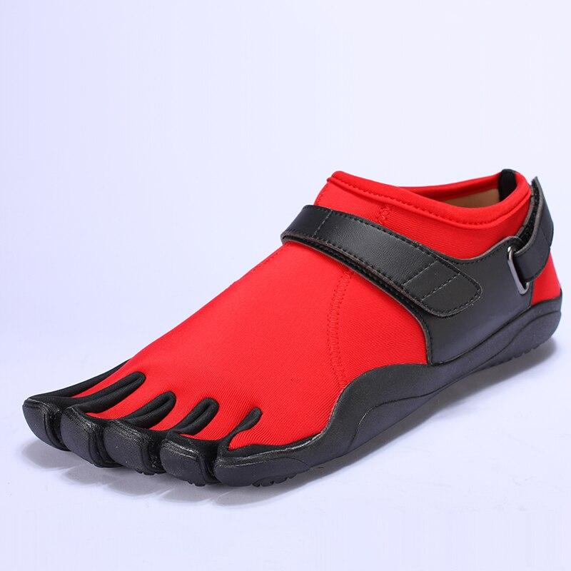 ao ar livre deslizamento resistente respirável leve sapato para homem