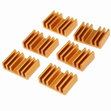 20 Pieces/lot Radiator Extruded Cooler Heatsink Cooling For IC Video Memory Card