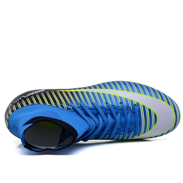 New Arrival Men Soccer Shoes