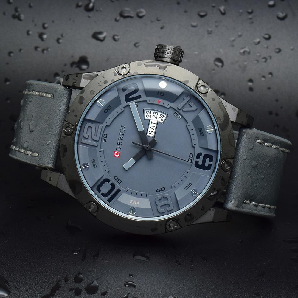 2017 Curren Quartz Men Watches Man Clock Luxury Brand Big Bang Quartz Watch Men Male Sports Military Wristwatch Reloj Hombre все цены