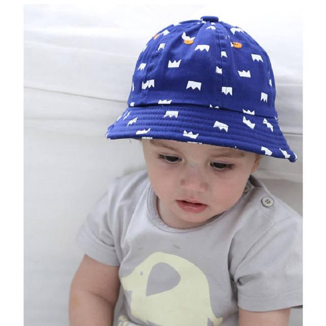Bnaturalwell Baby Boy Bucket Hat Toddler Girls Sun Hat With Brim Kids  Cotton Summer Hat Child beach Hat Summer Sun Panama H819 982d15c25c7