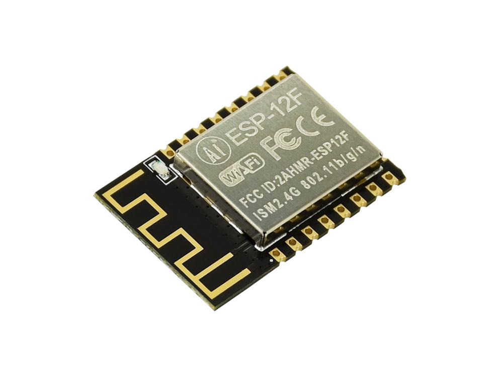 Original Ai-Thinker ESP-12F, WiFi Module Based On ESP8266, Built-in 32Mbit Flash, SMD22 Package