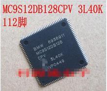 100% NOVA Frete grátis MC9S12DB128CPV 3L40K