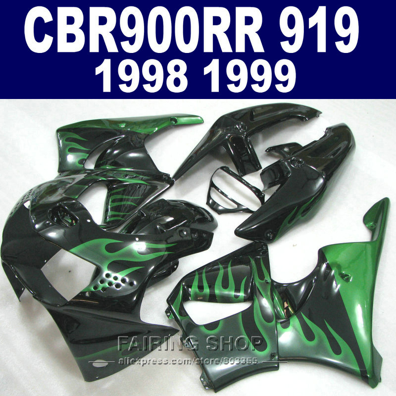 Fairings For honda CBR900 RR 919 1998 1999 Fairing kit cbr 900rr 98 99 CN09