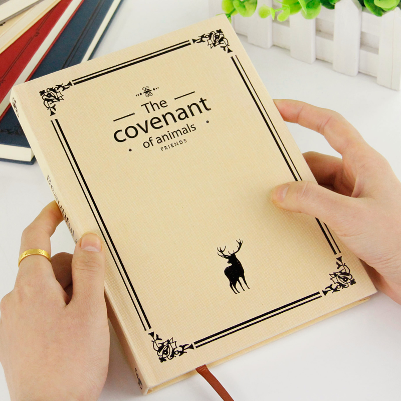 A5 Europe vintage notebook stationery notepad  creative office supplies students book exercise note books agenda journal наушники с микрофоном logitech g433