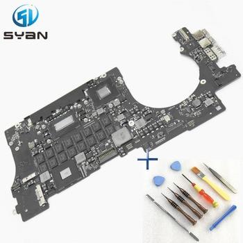 "A1398 Motherboard for Macbook Pro Retina 15.4"" 2.3 GHZ 8 GB logic board 820-3332-A 2012"
