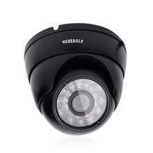 REDEAGLE 2MP HD SDI Camera Metal Case Outdoor Waterproof Dome Security Cameras 1080P HD-SDI Output for SDI DVR