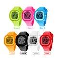 Marca synoke hombres mujeres unisex del deporte de digitaces reloj de pulsera mujer hombre pantalla led reloj electrónico a prueba de golpes a prueba de agua