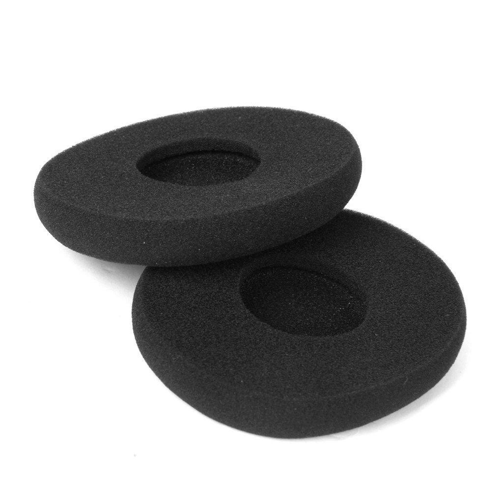 Original High quality Ear Pads Ear Cushions 75x65mm for Logitech H800 Headset headphones