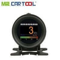 AUTOOL X60 Head Up Display Hud Obd Ii 2 Car Engine Code Reader Digital Meter Computer Obd2 Speedometer Auto Diagnostic Tool