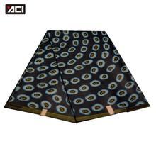 ACI Wax Hollandais Ankara African Real Wax Print Fabric 6 Yards/Pc Hot Veritale Real Wax Hollandais Real Dutch Wax Ankara Fabric