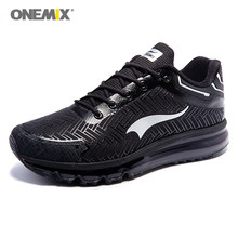 ONEMIX hombre zapatillas de correr para hombre agradable correr DMX 2019 de los hombres ligeros Zapatos de deporte, zapatos Max cojín Fitness correr zapatillas de correr Runner