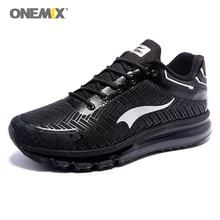ONEMIX Man Running Shoes For men Nice Run DMX font b 2017 b font Lightweight Men