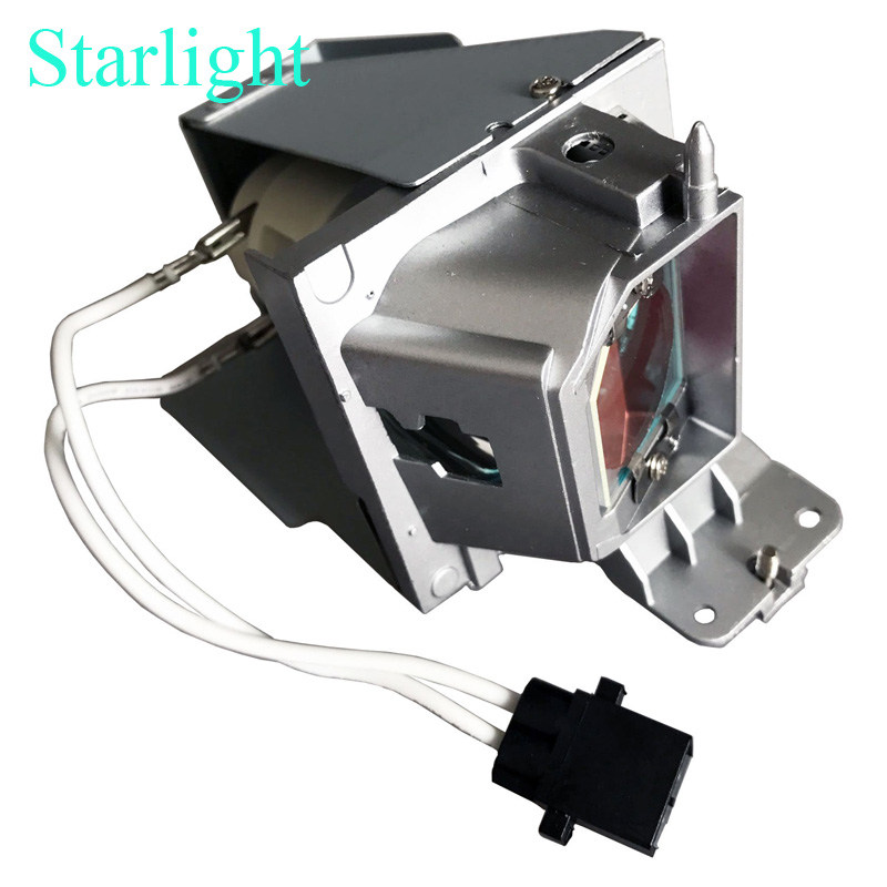 SP.8VH01GC01 Replacement Projector lamp with housing for OPTOMA HD141X EH200ST GT1080 HD26 X316 S316 W316 DX346