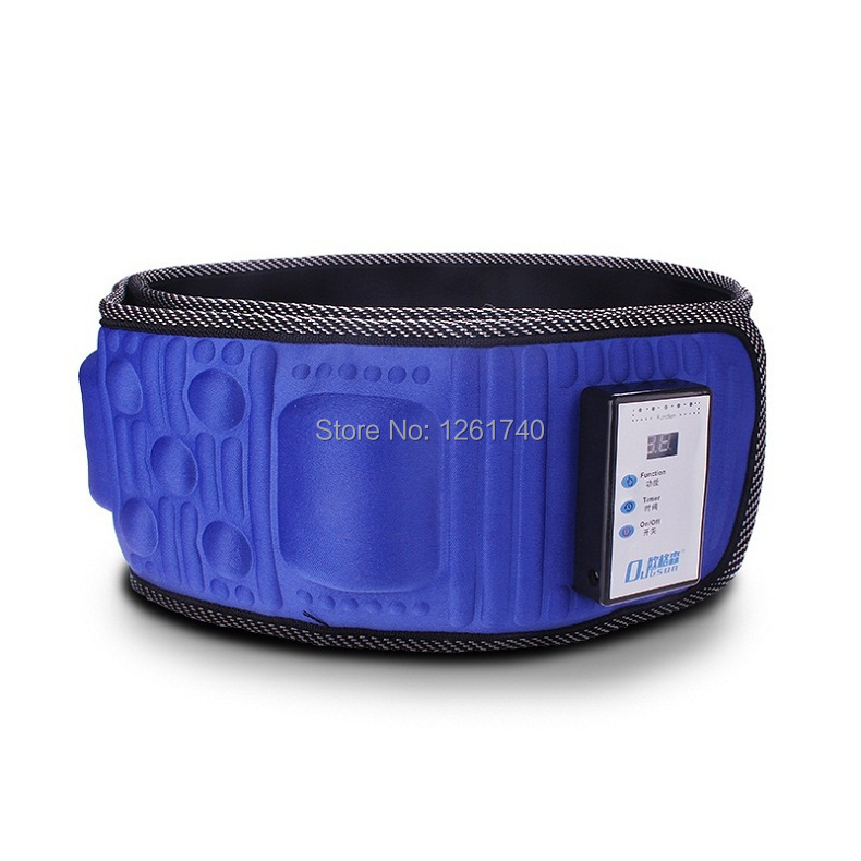 new Abdomen reduce weight thin waist belt X5 times Vibration Massage Rejection Fat Weight Lose shake shake belt slimming belts x5 lean times rejection of fat thin