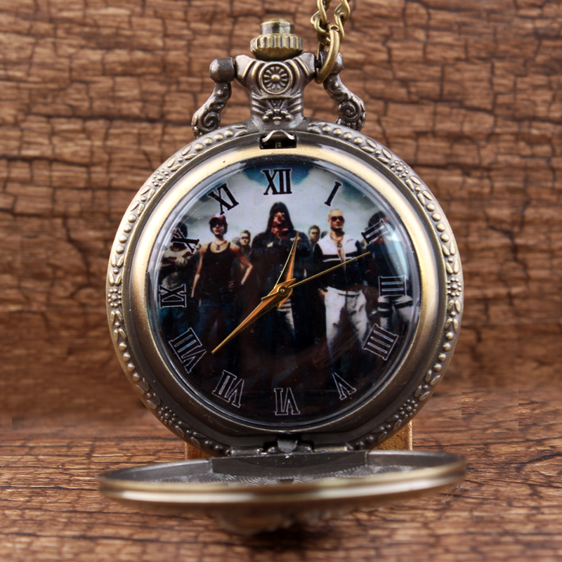 PLAYERUNKNOWN'S BATTLEGROUNDS de USSR Military Sniper Pocket Watch - Zakhorloge - Foto 5