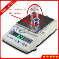JA4000C Display LED Pesando Escala 4000g/0.01g Digital Balança Eletrônica Balança Analítica Instrumento
