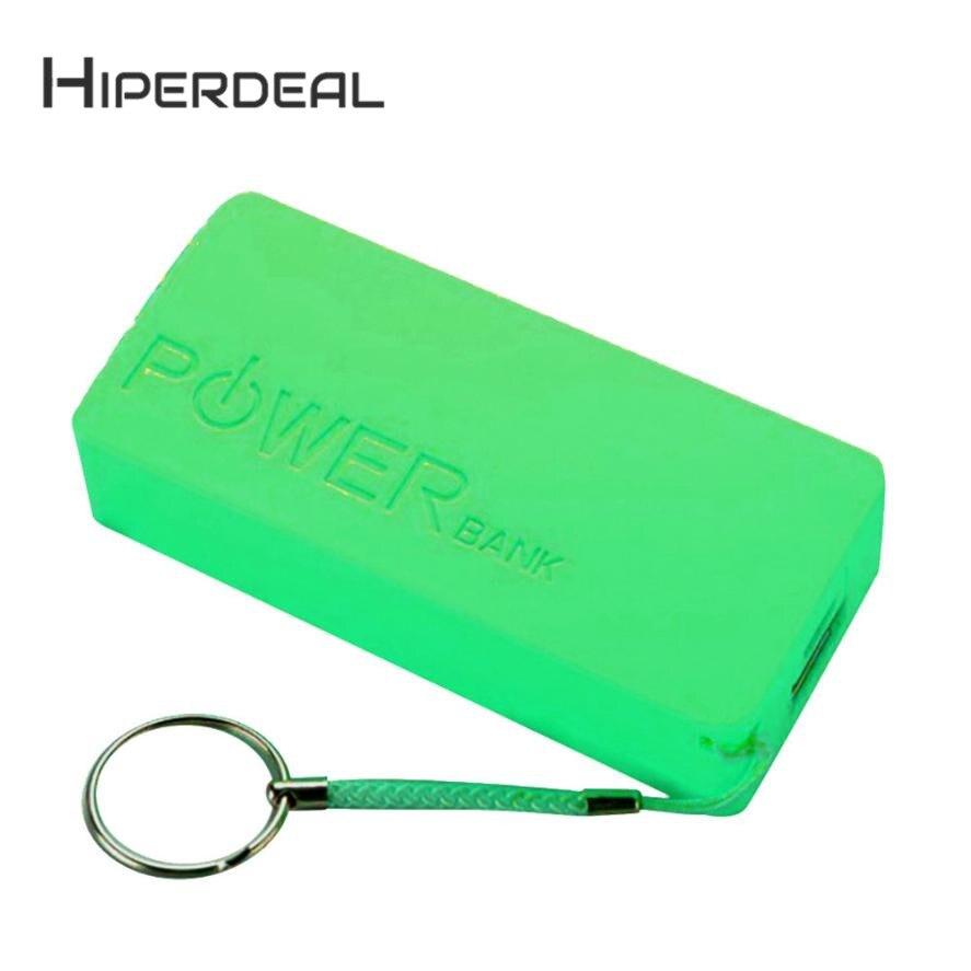 HIPERDEAL Новый 5600 мАч 2X 18650 USB внешний аккумулятор зарядное устройство чехол DIY коробка для iPhone Sumsang 17Dec29 Прямая поставка