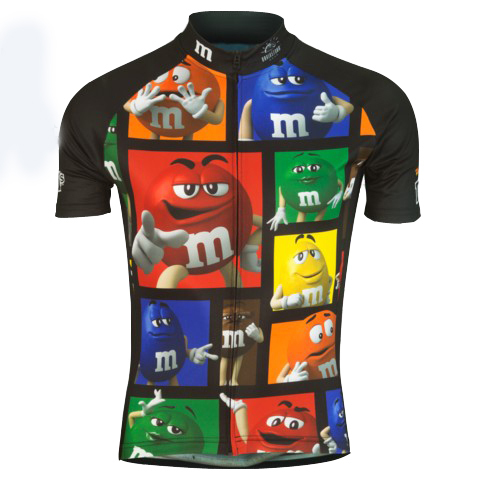 2016 new men s Ropa Ciclismo cartoon cycling jersey MMDS-M cute ride shirt  unique cycling clothing cool apparel novelty garments e0db84372