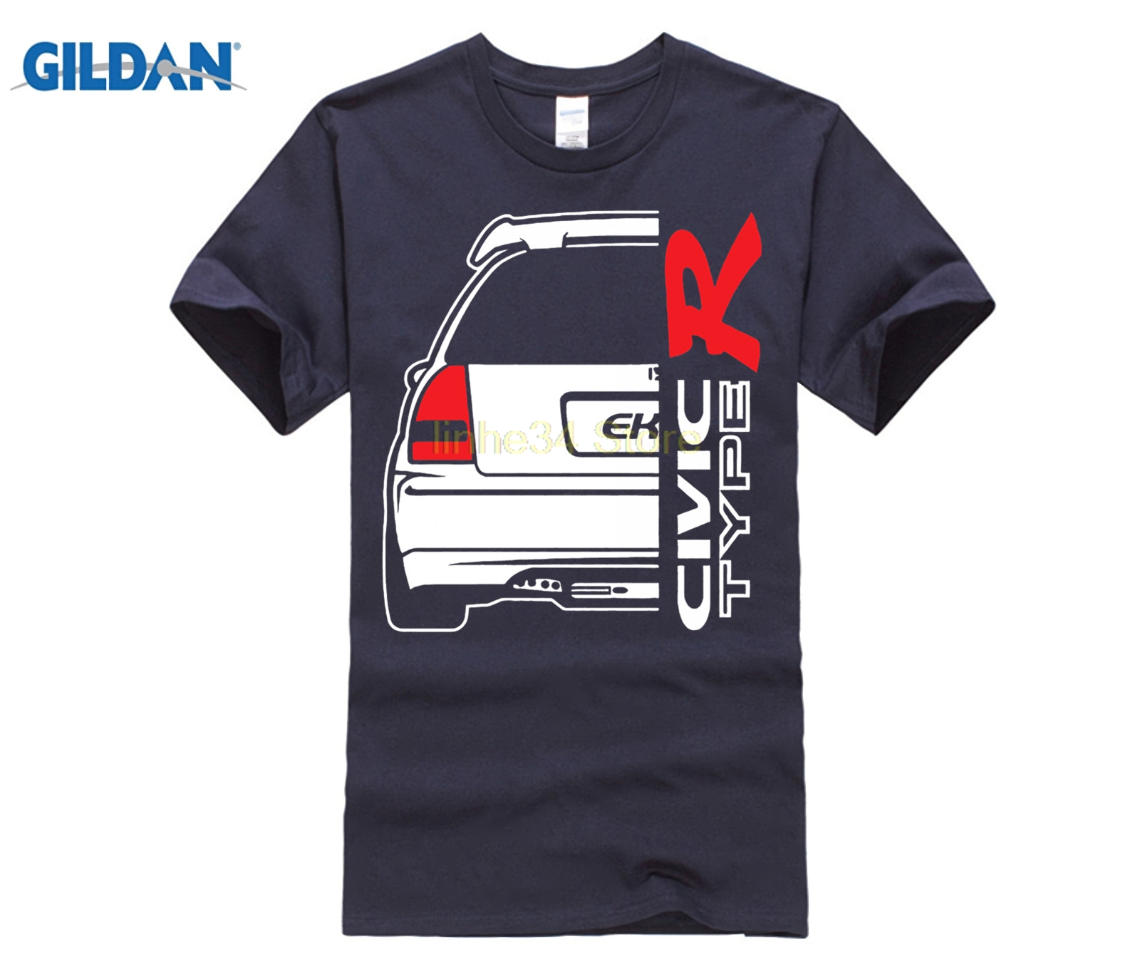 Gildan Gildan New Honda Civic Type R Ek9 T Shirt In T Shirts From