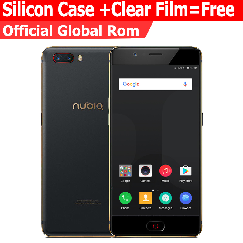Nubia MSM8953 5.5 inch 3630 mAh M2 4G LTE Mobile Phone