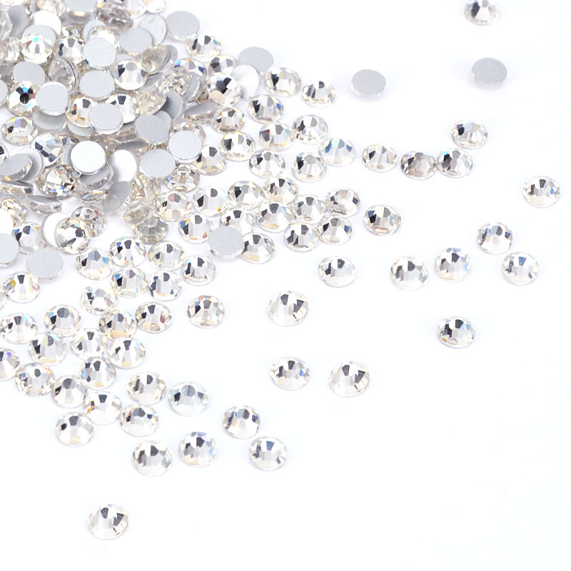 #901 CANNI 1440 PCS Crystal White Flatback  Rhinestone Glass Rhinestones Diamond Decoration набор торцевых головок jonnesway 1 4dr 18 предметов