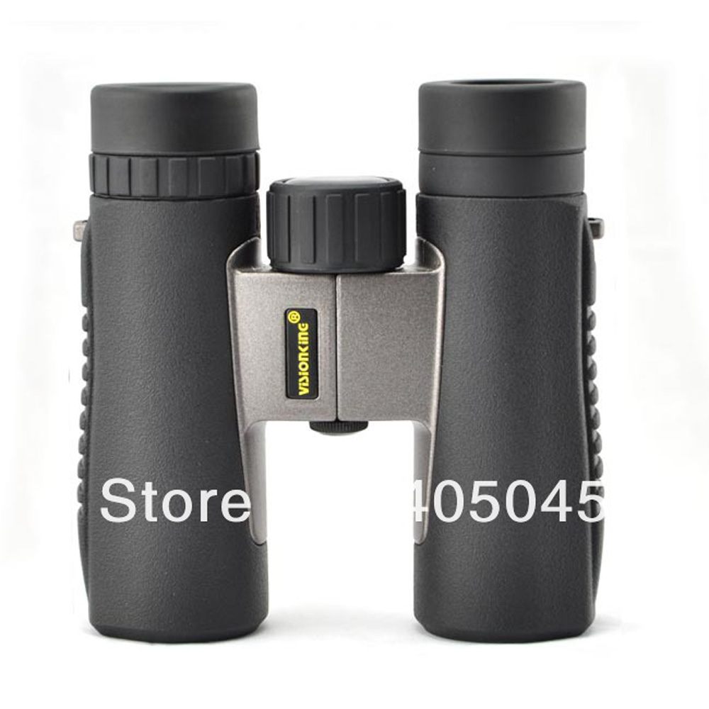 Visionking 10x26 Bak4 Black Roof Binoculars Hunting Birdwatching Outdoor Scope font b Telescope b font Camping