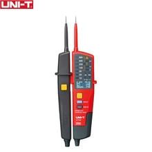 UNI-T UT18C 0~690V AC DC Voltage Testers LCD Display Auto Range IP65 Waterproof Meter No Power Test Function Free Shipping цены онлайн