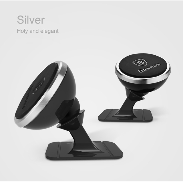 Magnetic Car Phone Holder for iPhone