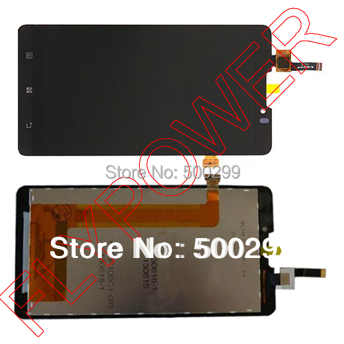 Подробнее о New LCD Display and Touch Screen Digitizer Assembly For Lenovo P780 by  Free shipping new lcd display