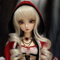 New Arrival 1/4 BJD Doll SD Fashion Lovely Kid Risse Reborn Joint Model Doll With Makeup For Baby Girl Gift