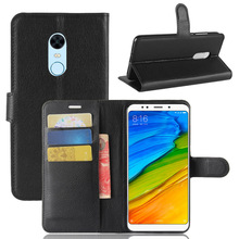 PU Leather Flip Case For Xiaomi Redmi 5 Plus 5A Note 5 Pro Note5A Wallet Cover Case For Xiaomi A1 5X 5C 5S Plus With Card Holder цены
