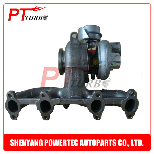 new turbocharger full turbolader 751851 for audi a3 1.9 tdi bjb
