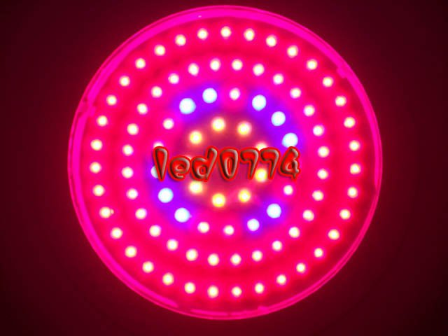 купить Free Shipping New 90W LED Plant Grow Light  Plant Grow Lamp R+B+O7:1:1 недорого