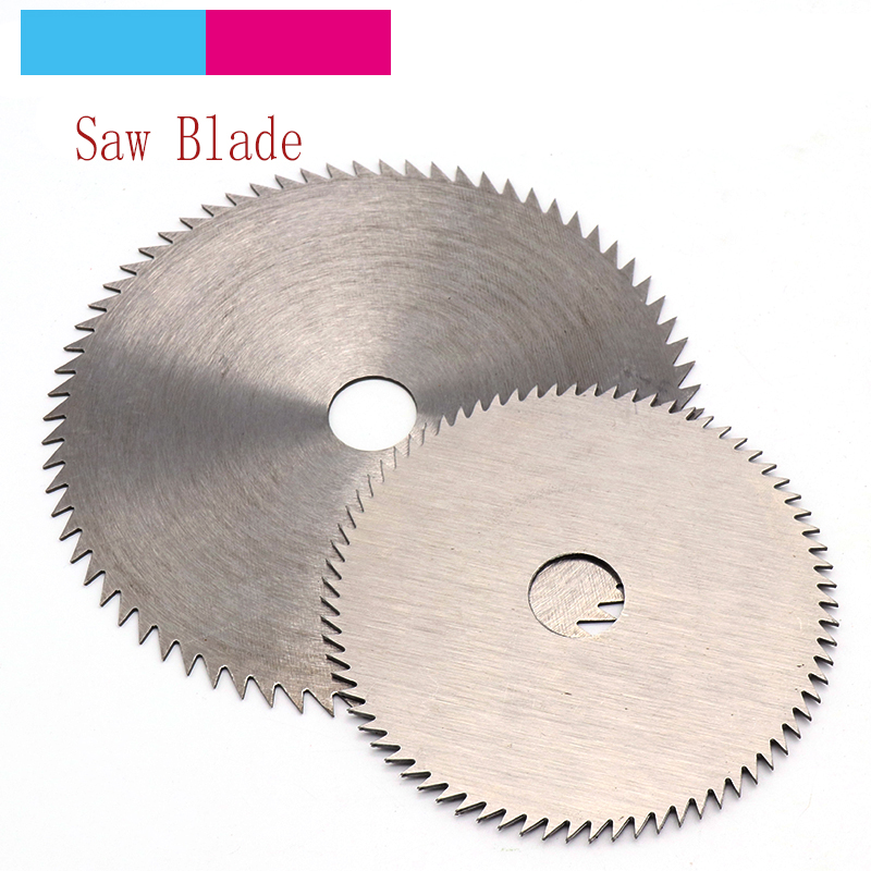1pcs 110/150mm Woodworking Wood Cutting Saw Blade High Speed Steel Circular Rotary Wheel Thin Discs MDF Poly Panel Cutting Tools