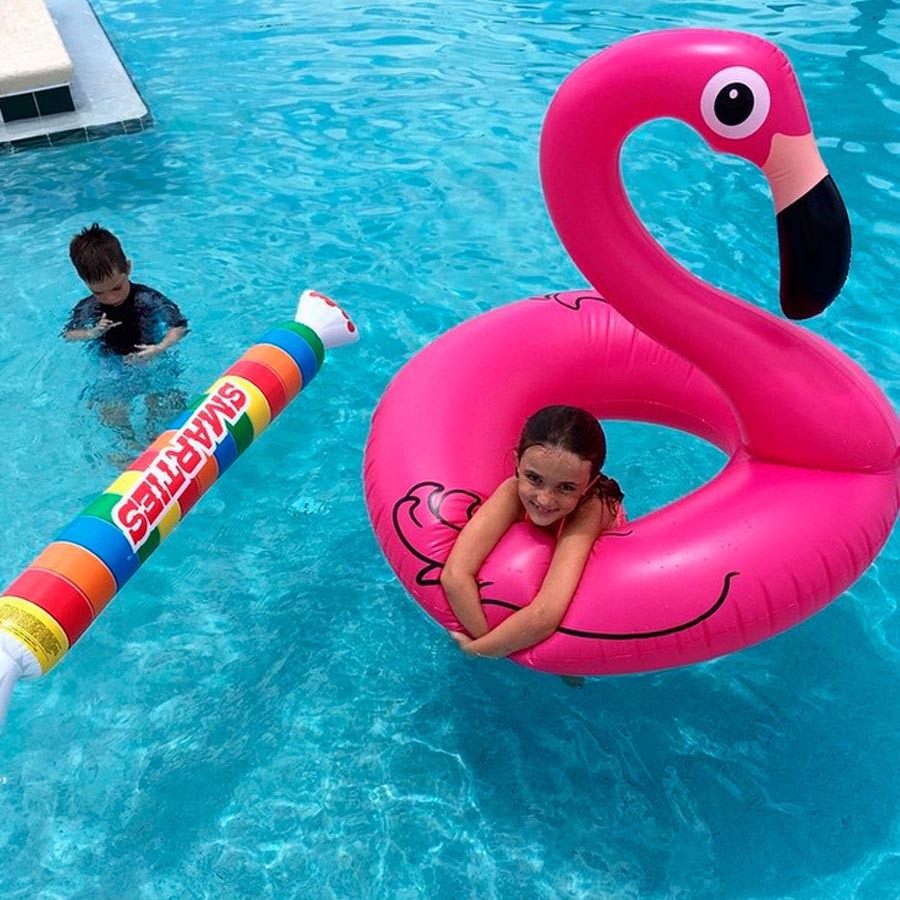 Water Fun 2016 1.2M Inflatable Ride On Pool Toy Float For