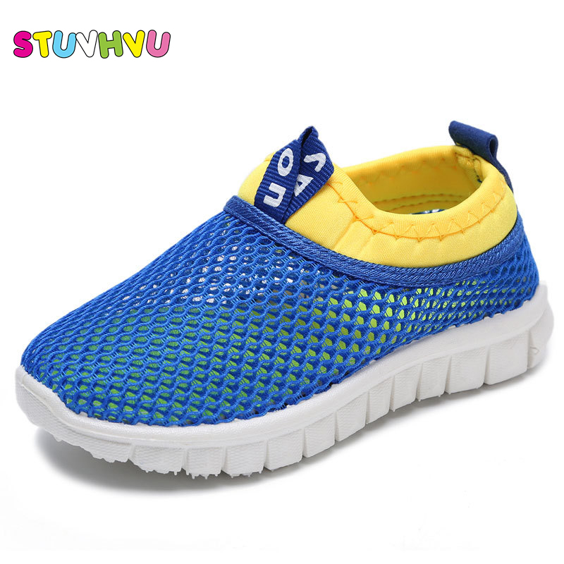 Boys and girls hollow kids running breathable childrens shoes casual sports spring autumn white yellow blue rose red net shoesBoys and girls hollow kids running breathable childrens shoes casual sports spring autumn white yellow blue rose red net shoes