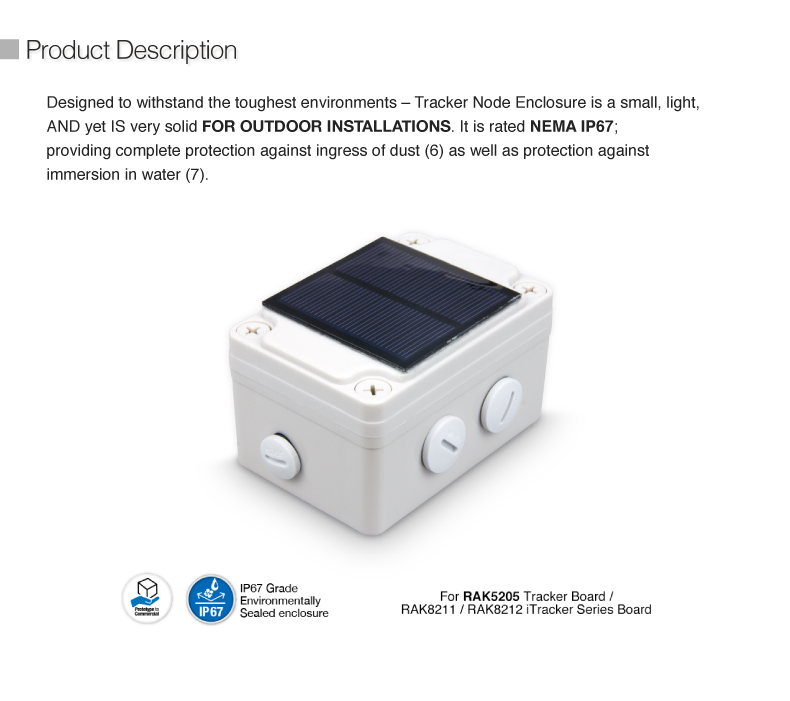 Tracker-Enclosure-solar-Description