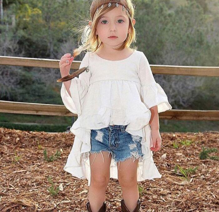 детская одежда для девочек половина рукава платья белый veto dacnce платье для от 2 до 9 лет для девочек