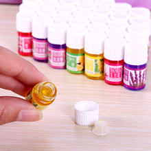 12 bottles 3ml water-soluble oil, pure plant essential oils 12 kinds of flavor, fragrance