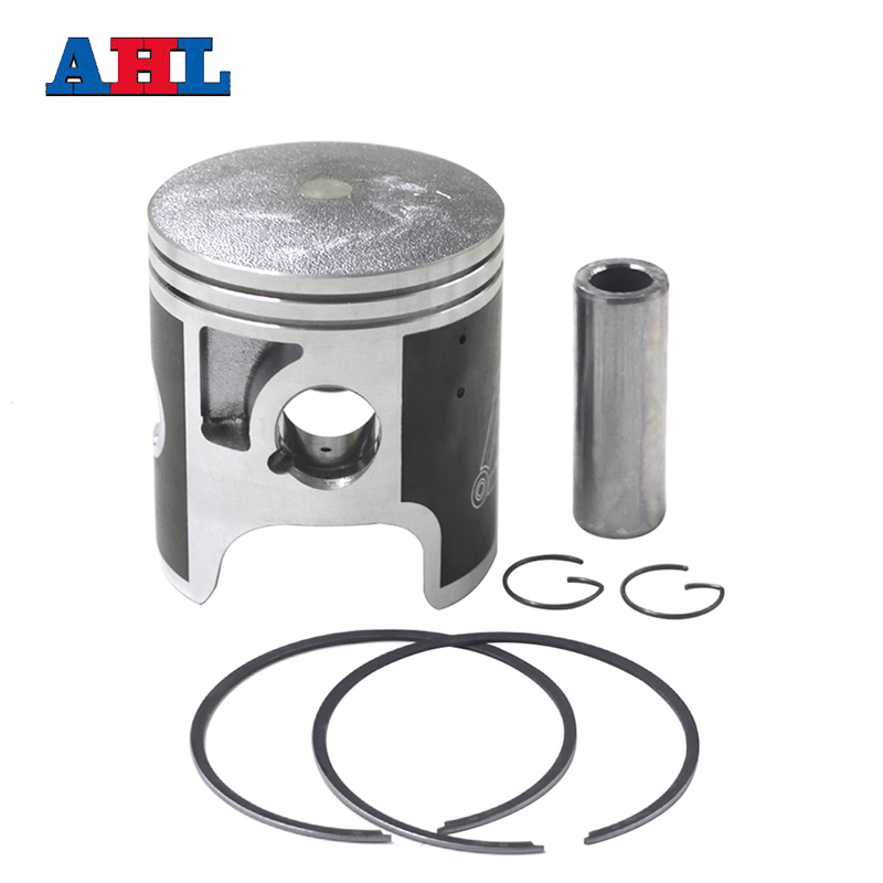 For KAWASAKI KDX250 KDX 250 Motorcycle Cylinder Bore Size 67mm 67.25mm 67.50mm 67.75mm 68mm Piston And Piston Rings Kit