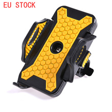 EU STOCK  !Universal Motorcycle MTB Bike Bicycle Handlebar Mount Holder for Ipod Cell Phone GPS stand holder for iphone