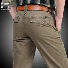 New Formal Mens' Cotton Pants