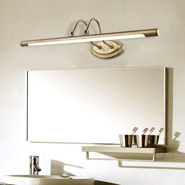 Europese eenvoudige kast lamp LED lamp Muur Lampen badkamer spiegel ...