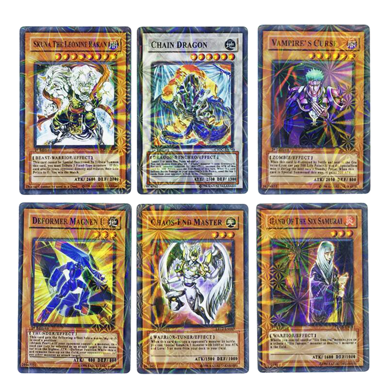 288PCS//Set Yu Gi Oh Game Collection Card Yugioh Cards Figure Toy Cards English
