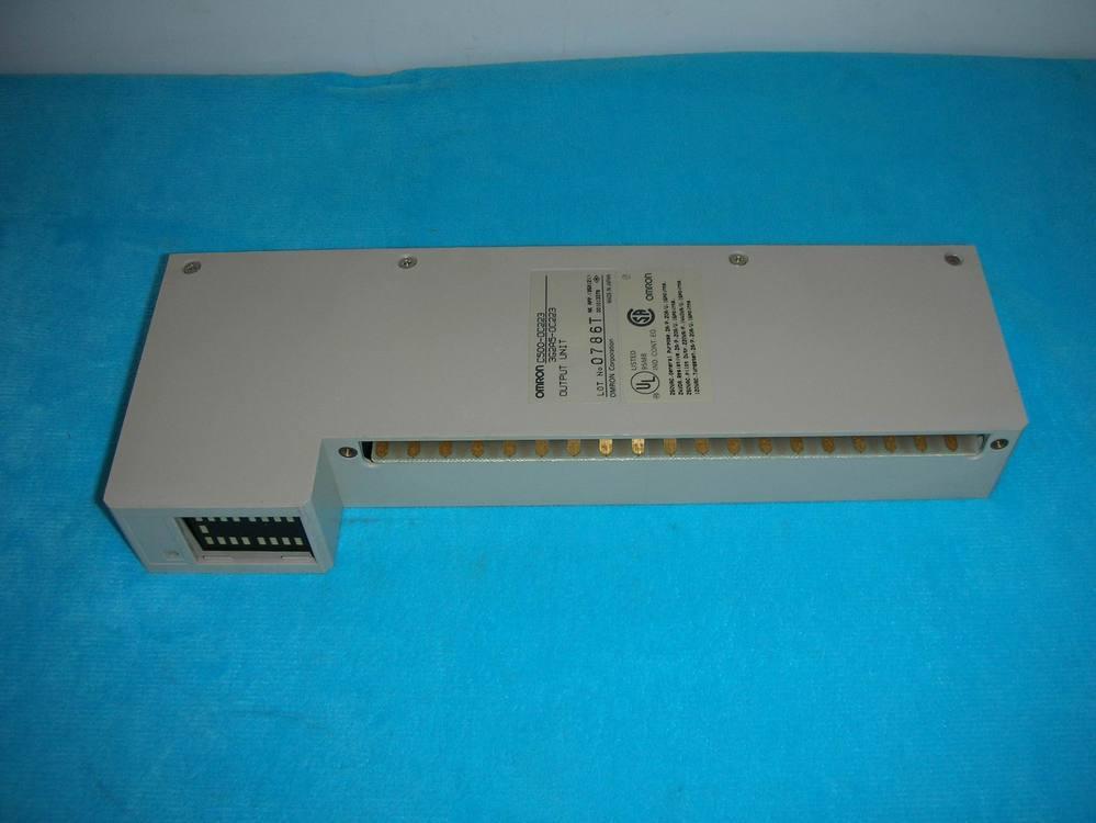 Omron PLC C500-OC223 / 3G2A5-OC223 c500 ct021 plc