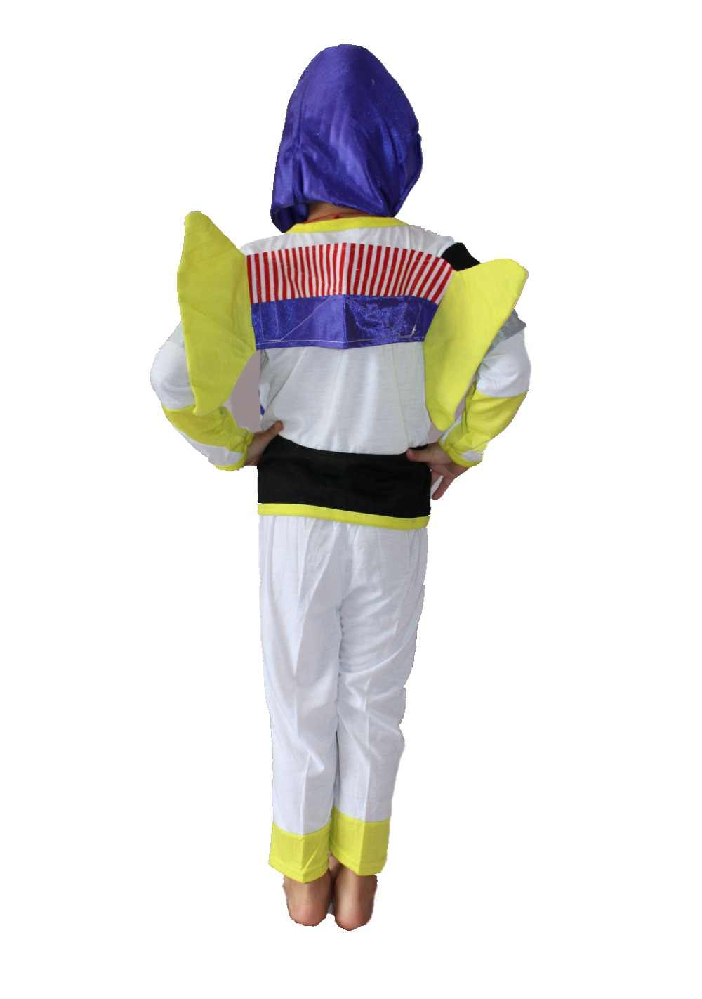 93d9a37926196 High cotton 3 -7 Years Halloween kids Toy Story Buzz Lightyear role playing  costumes Children's roll play garment &leisure wea